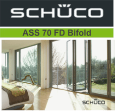 Schuco ASS 70 FD Bifold