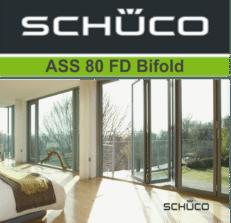 Schuco ASS 80 FD Bifold