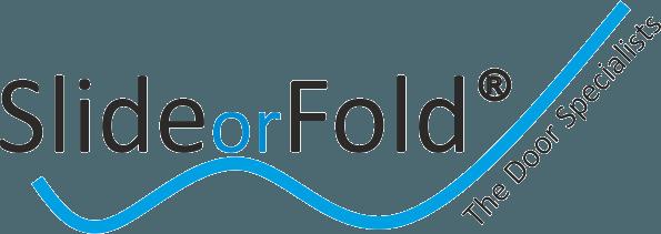 Slide or Fold Logo