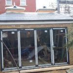 Completed Bifold Doors House Extension