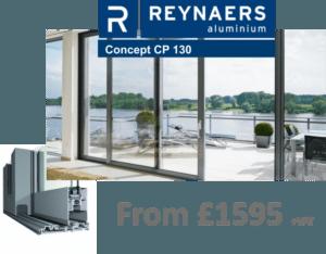 Reynaers Aluminium Concept CP 130