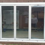 Completed Installation of Bifold Doors 2