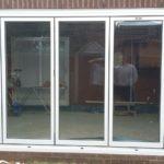 Completed Installation of Bifold Doors 2