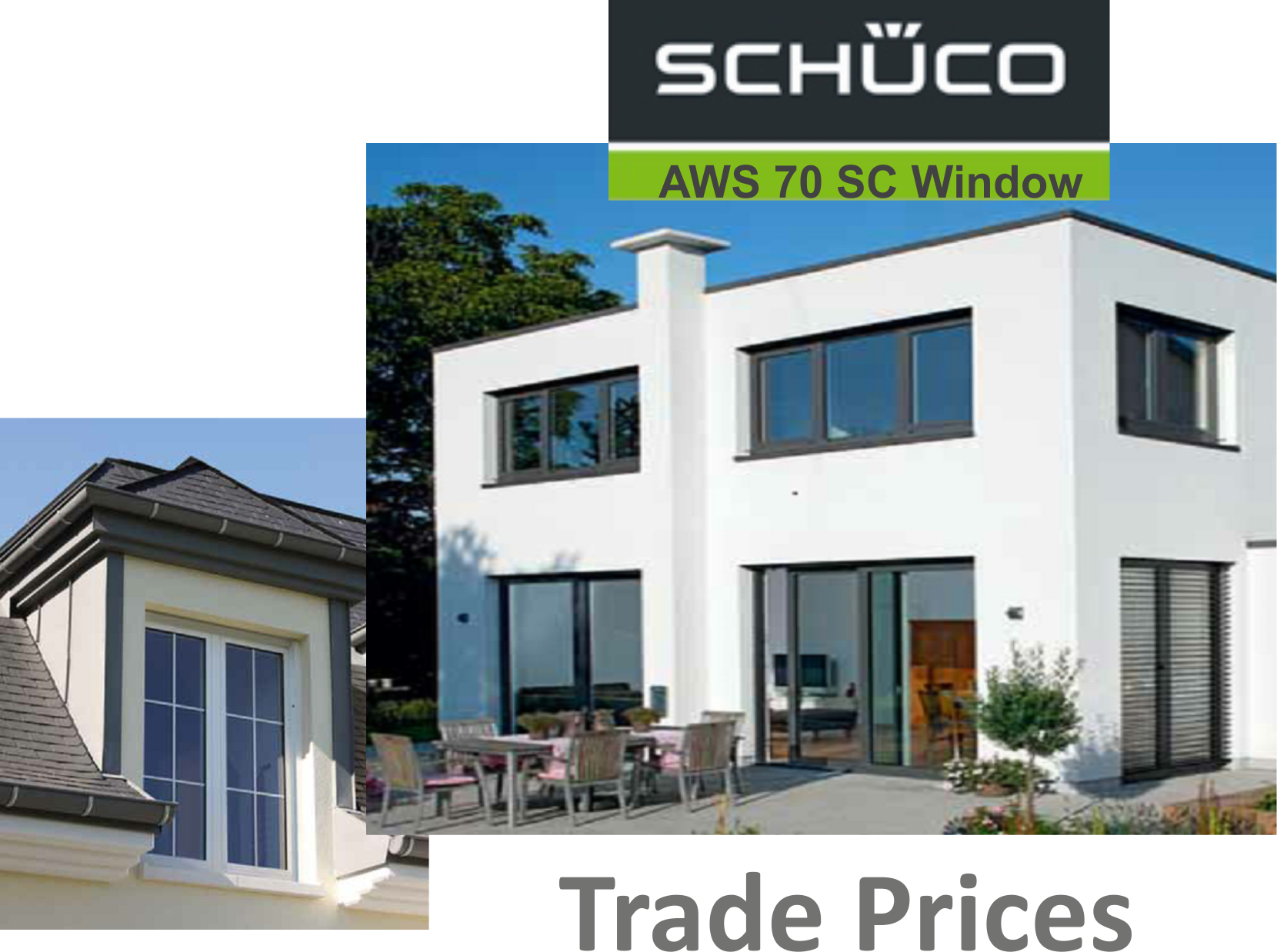 Schuco AWS 70 SC Window