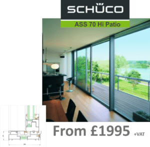 Schuco ASS 70 Hi Patio Door