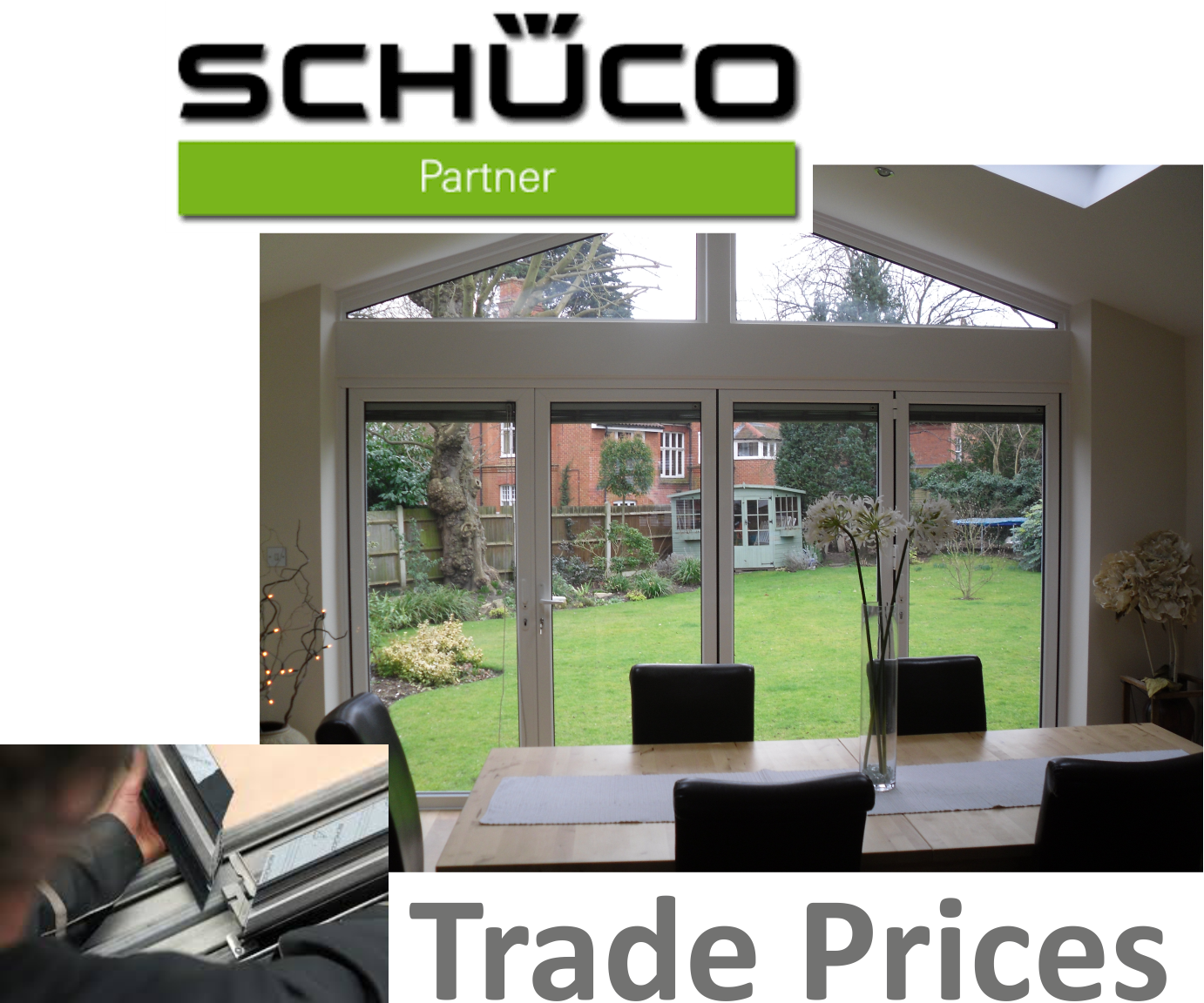 Schuco Partner - Trade Prices