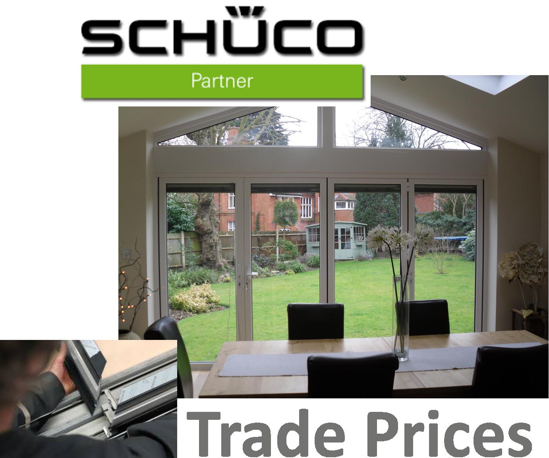 Schuco Partner - Trade Prices