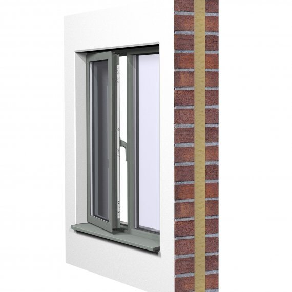 Raynaers Slimline 68 Window